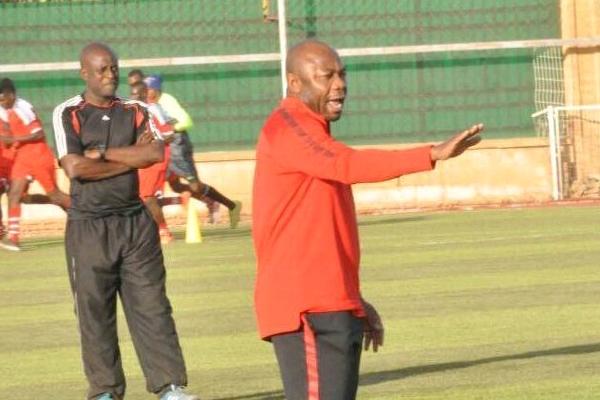 Amuneke Pleased With Start In Sudan Despite Home Draw