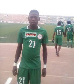 Faleye, Ojo Delighted To Make Make Home Eagles' CHAN 2018 Squad