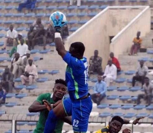 Enyimba's Ghanaian Keeper Dauda Happy To End Winless Streak, Eyes NPFL Title