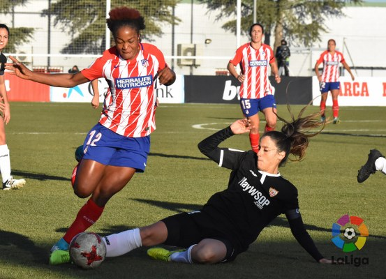 INTERVIEW – Ordega: I Can't Survive Without Football, It's An Honour Playing For Atletico Madrid