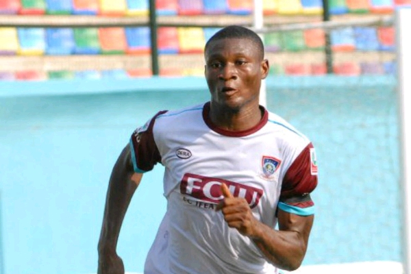 NPFL: FC IfeanyiUbah Hotshot Obaje Misses Next Two Games Over Injury