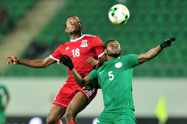 CHAN 2018: Yusuf Hails Home Eagles' Character In Win Over Equatorial Guinea