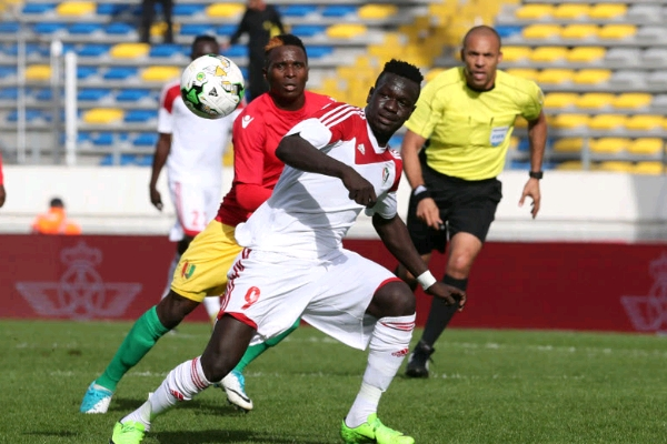 CHAN 2018: Amuneke Warns Home Eagles To Beware Of Sudan's Hotshot, Saifeddin
