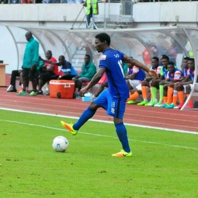 Dayo Ojo Signs New Sunshine Stars Deal