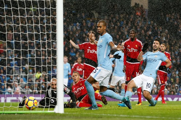 Man City Outclass Watford, Extend Lead Over United