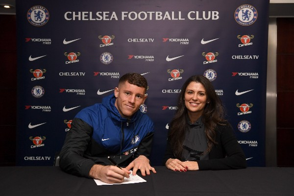 Chelsea Sign £15m Barkley From Everton, Hand Him No.8 Jersey