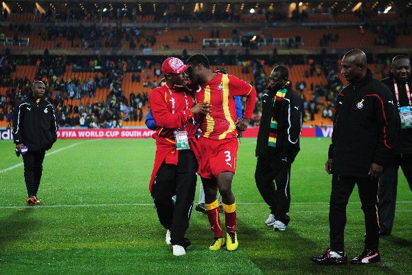 Gyan: I'll Forever Be Haunted By World Cup Penalty Miss Vs Uruguay