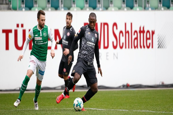 Ujah Scores, Balogun Starts In Mainz Friendly Win Vs St Gallen