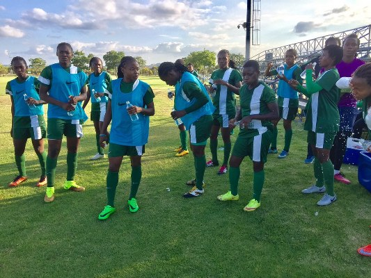U-20 WWCQ: Falconets Claim First Leg Win In South Africa