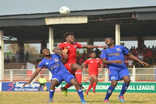 NPFL: Plateau United, Tornadoes Grab Away Wins; Lobi Escape Vs Enyimba