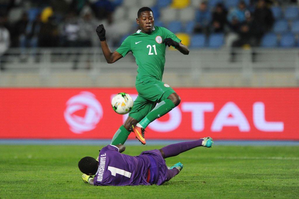 Ikhana: Unlucky Home Eagles Will Get Better, Strikers Must Improve