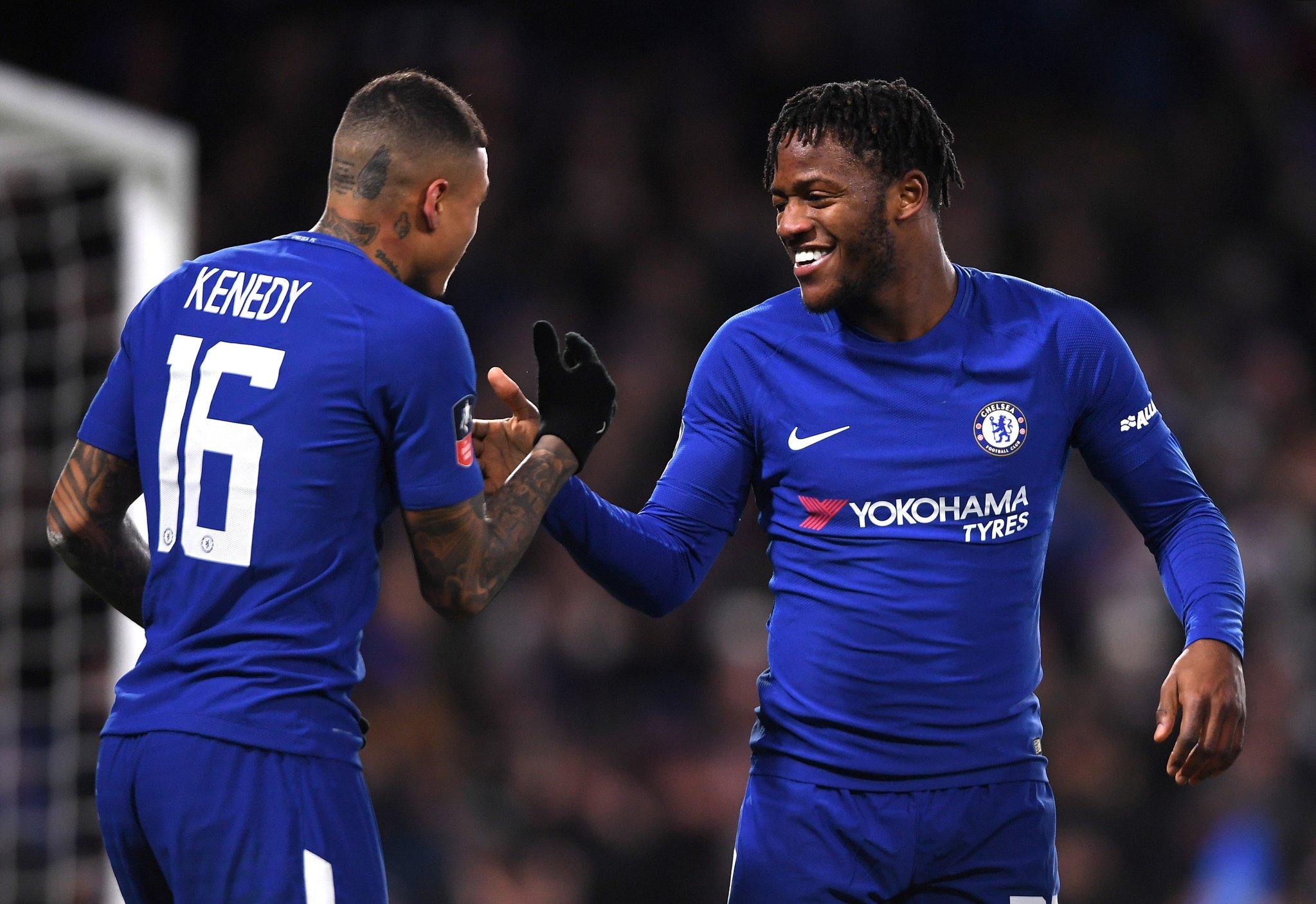FA Cup: Nine-Man Chelsea Survive Norwich Scare; Swansea, Wigan Advance