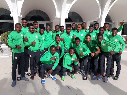 Ezenwa: Home Eagles Not Under Pressure Vs Libya; Weather Not A Problem
