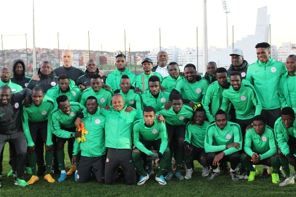 CHAN: Afelokhai, Eneji Ruled Out Of Home Eagles Vs Libya Clash
