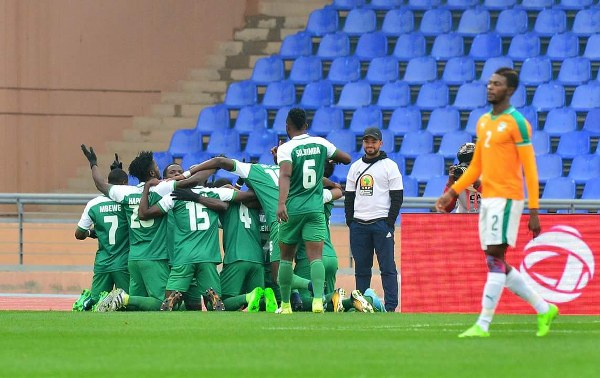 CHAN: Zambia Eliminate Cote d'Ivoire, Advance Into Quarter-Finals