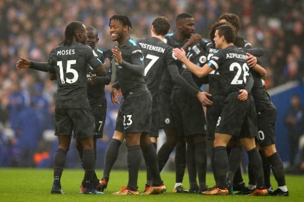 Moses Opens Season's EPL Goals Account, Hazard Stars As Chelsea Overrun Brighton