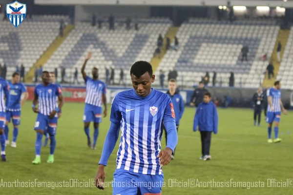 Abdullahi Says Goodbye To Anorthosis Famagusta, Confirms Bursaspor Move