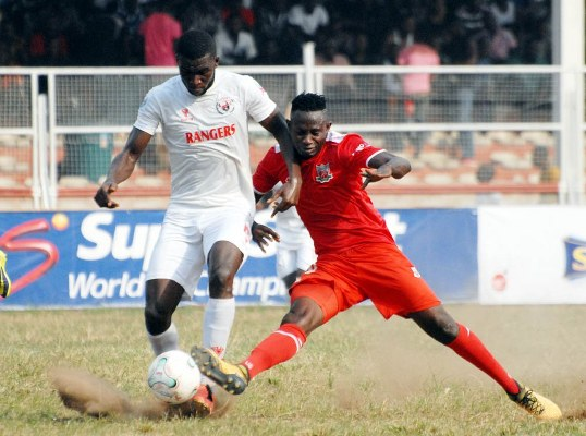 Rangers Players Get N1m bonus For Heartland Win, Ogunbote Relieved