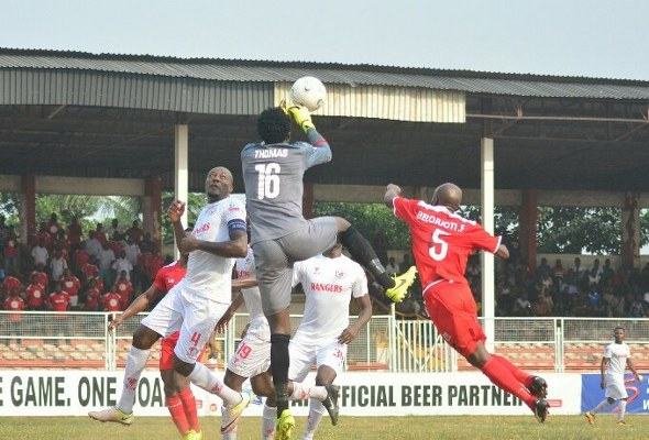 NPFL: Abia Warriors whip Yobe Desert Stars 3-1