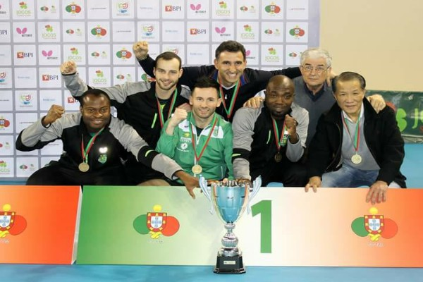 Quadri Delighted After Leading Sporting To Portuguese Cup Triumph