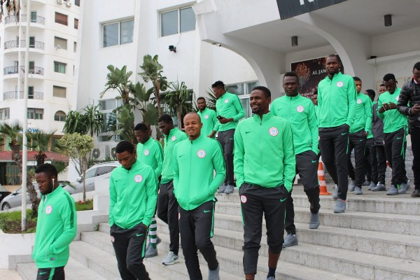 CHAN: Ifeanyi Expects Angola To Be Tough For Home Eagles