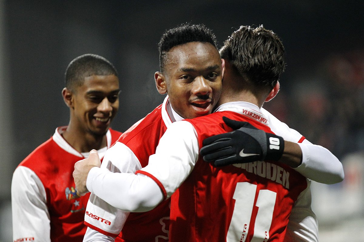 Kelechi Nwakali Returns To MVV Maastricht On Loan From Arsenal