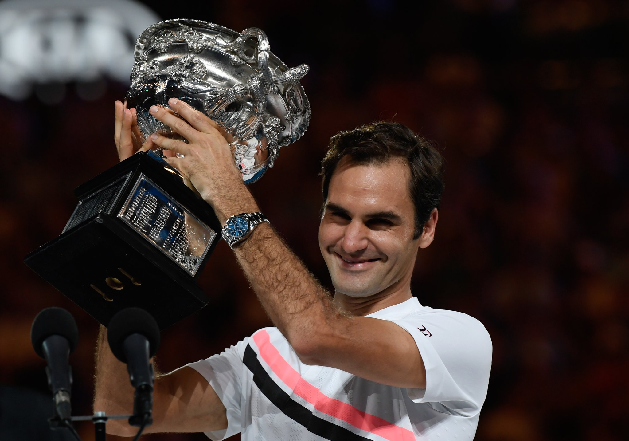 UNSTOPPABLE! Federer Beats Cilic To Win 20th Grand Slam Title