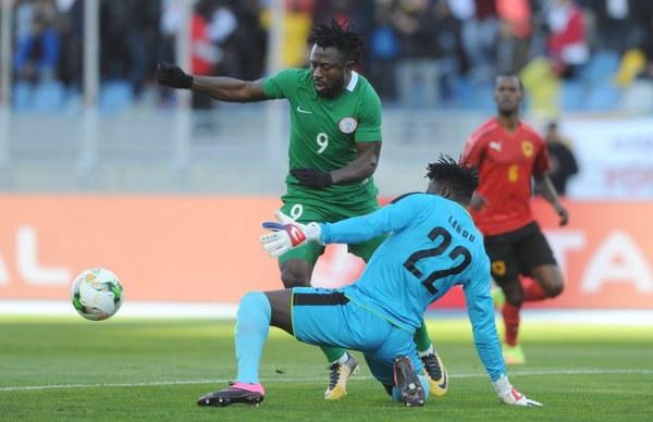 Amuneke: Eagles Must Improve On Goal Scoring In CHAN 2018 Semi-Final Vs Sudan