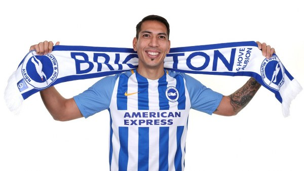 Iheanacho Rival Ulloa Returns To Brighton On Loan From Leicester