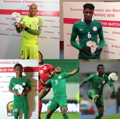 5 Outstanding Home Eagles So Far At CHAN 2018