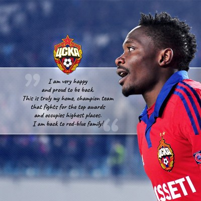 Musa: Why I Returned To CSKA