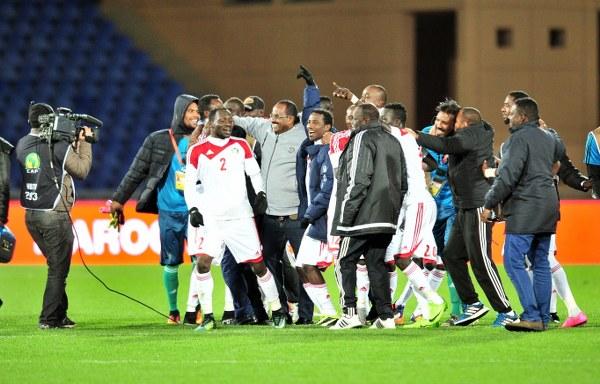 "Sudan Coach, Captain: ""Giants"" Home Eagles Are Beatable In CHAN Semi-Final"