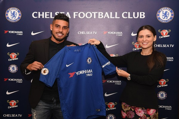Chelsea Sign Emerson Palmeiri From Roma