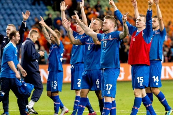 Super Eagles' World Cup Foes Iceland Thrash Indonesia Again