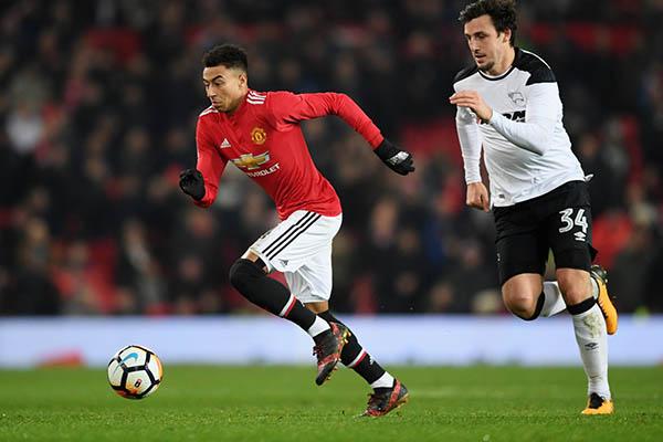 FA Cup: Lingard, Lukaku On Target As Man United Advance