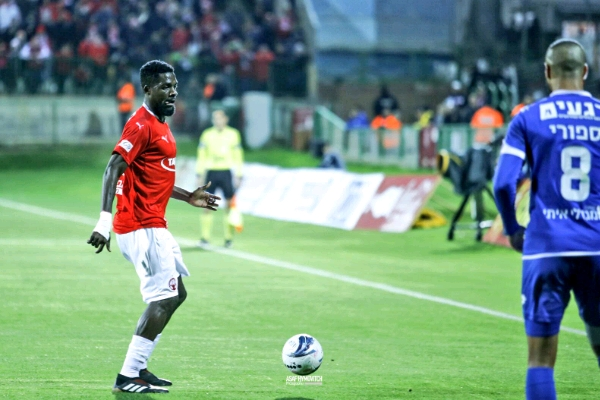 Ogu Pleased To Start 2018 In Top Spirit As Beer Sheva Ended 2017 With Away Win ‎