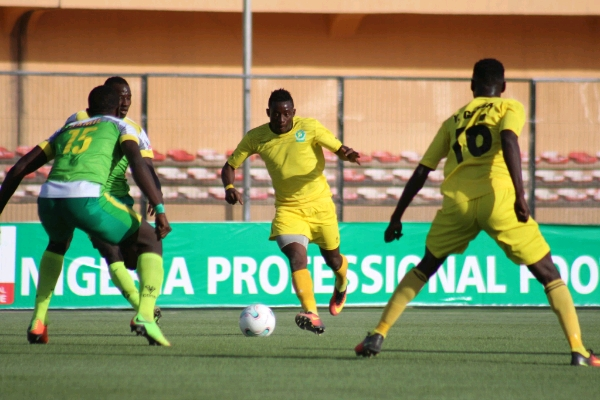 NPFL: Late Penalty Earns Katsina United Home Draw Vs Kano Pillars