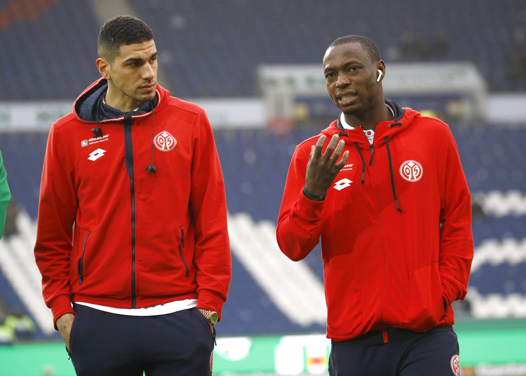 ROUND-UP: Ujah Makes Mainz Debut, Balogun Benched; Ndidi, Moses Shine As Aina, Aluko Draw
