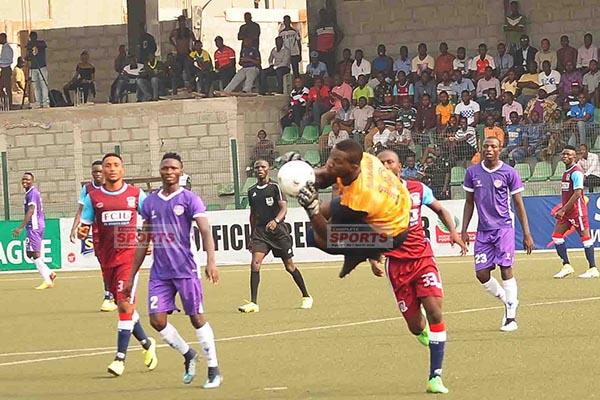 NPFL: Champions Plateau Go Top, Akwa Stun Tornadoes; MFM, Rangers, Kwara Win