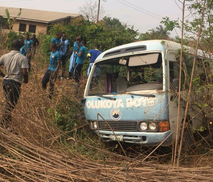 MFM Players, Officials Involved In Road Accident After Plateau United Defeat