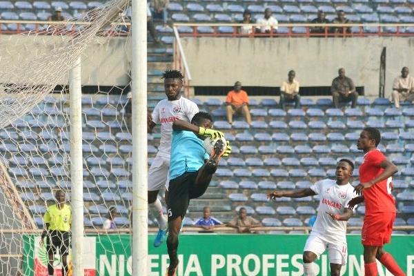 NPFL: Nasarawa United  Edge Out Rangers In Lafia