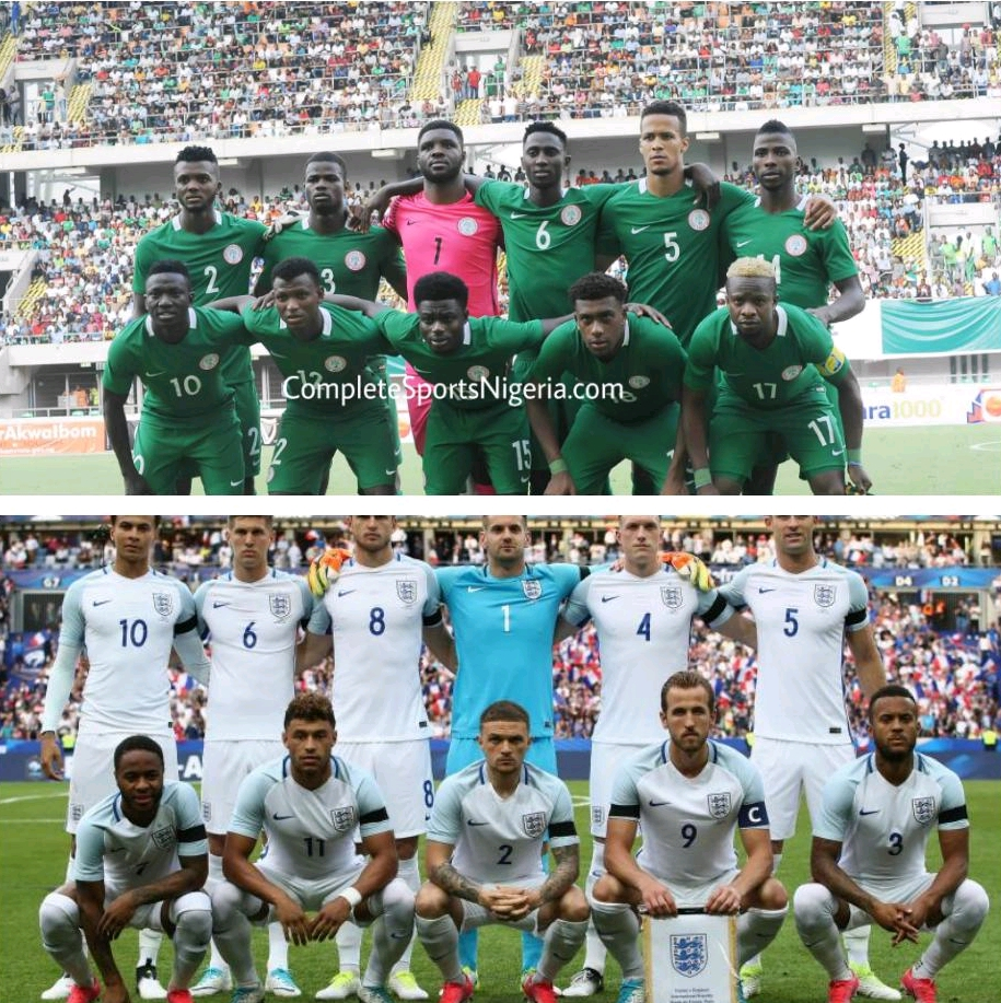 ROAD TO RUSSIA: Is England Friendly Ideal For Super Eagles?