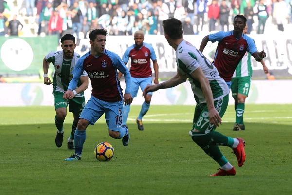 Onazi Stars As Trabzonspor Stretch Unbeaten Turkish League Run