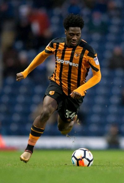Aina Delighted To Score First Senior Career Goal For Hull Vs ?Blackburn
