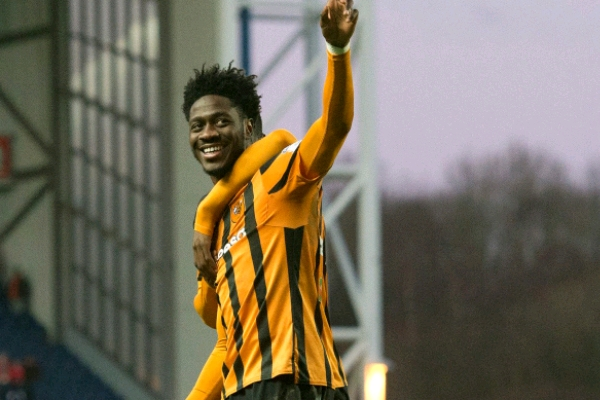 Aina Gets Top Rating In Hull's FA Cup Win Vs Forest