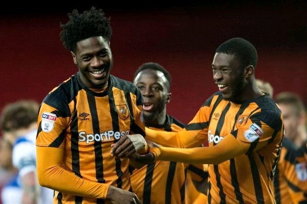 Aina Delighted To Score First Senior Career Goal For Hull Vs ‎Blackburn