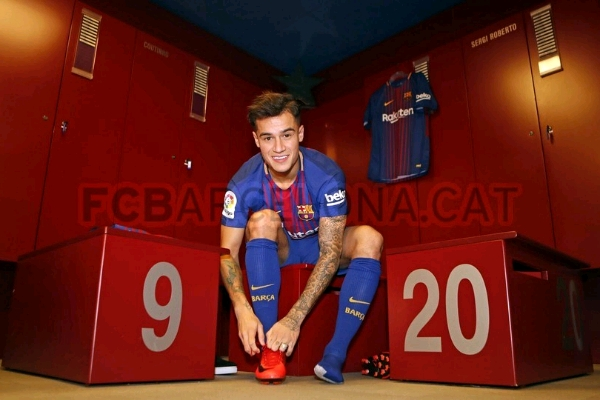 """INTERVIEW – Coutinho On """"Dream"""" Barca Move, Football Idol, Lifestyle"""