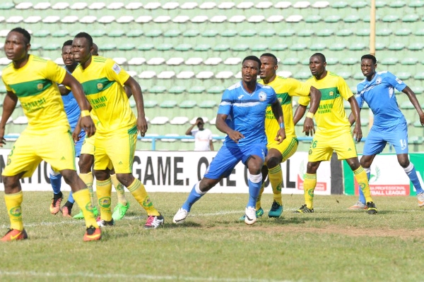 NPFL: Pillars Stop Plateau As Akwa United Stay Top; Enyimba, MFM Win