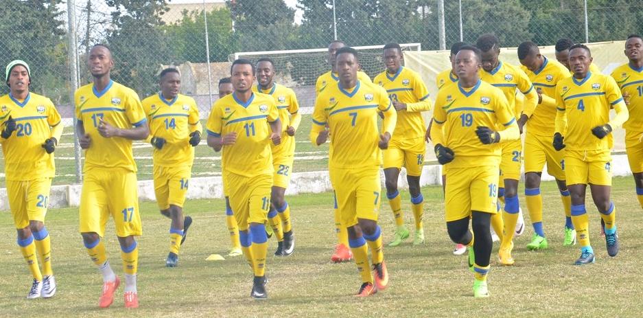 Algeria Thrash Home Eagles' CHAN Foes Rwanda In Friendly