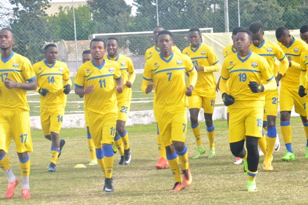 CHAN: Rwanda Edge Equatorial Guinea, Go Joint Top With Nigeria